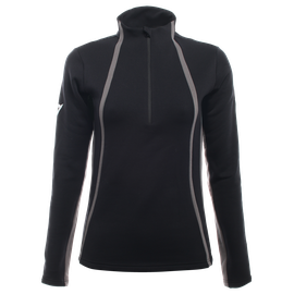 HP2 HALF ZIP LADY STRETCH-LIMO/STRETCH-LIMO- Thermal Layers