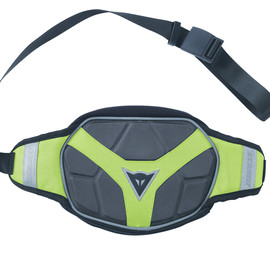 D-EXCHANGE POUCH S BLACK/ANTHRACITE/FLUO-YELLOW