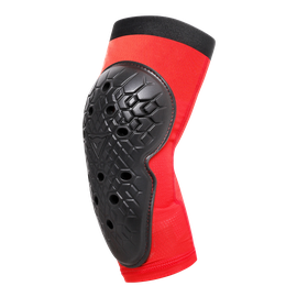 SCARABEO ELBOW GUARDS BLACK/RED- Coudes
