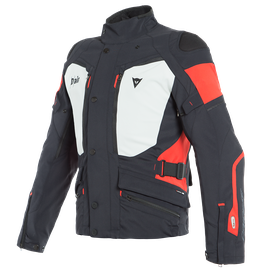 CARVE MASTER 2 D-AIR GORE-TEX JACKET BLACK/LIGHT-GRAY/RED