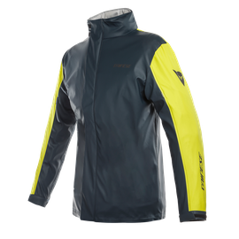 STORM LADY JACKET ANTRAX/FLUO-YELLOW- RainWear