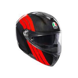 SPORTMODULAR MULTI E2205 - STRIPES CARBON/RED
