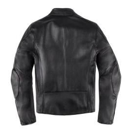 PRIMA72 LEATHER JACKET BLACK