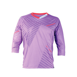 FLOW TECH JERSEY 3/4 KALEIDOSCOPE/PURPLE