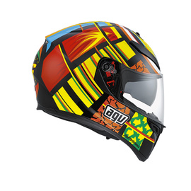 K-3 SV E2205 TOP - ELEMENTS - Valentino Rossi Helmets