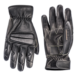 PELLE72 GLOVES BLACK