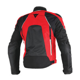 HAWKER D-DRY® JACKET BLACK/RED/WHITE