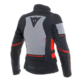 CARVE MASTER 2 LADY GORE-TEX JACKET BLACK/FROST-GREY/RED