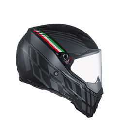 AX-8 NAKED CARBON E2205 MULTI - BLACK FOREST MATT CARBON/GREY/ITALY - Promotions