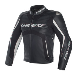 MISANO D-AIR JACKET BLACK/BLACK/WHITE