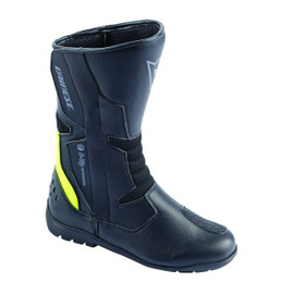 TEMPEST LADY D-WP BOOTS BLACK/FLUO-YELLOW