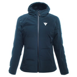 SKI DOWNJACKET LADY BLACK-IRIS