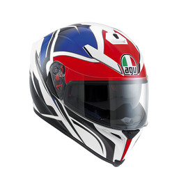 K-5 E2205 MULTI - ROADRACER WHITE/RED/BLUE