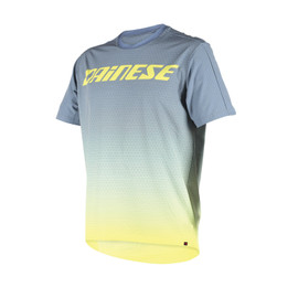 DRIFTEC TEE GREY/YELLOW
