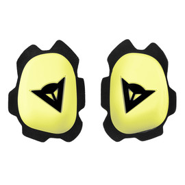 KNEE SLIDER B60D11 FLUO-YELLOW/BLACK