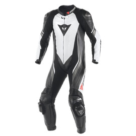 TRICKSTER EVO C2 1 PIECE PERFORATED SUIT WHITE/BLACK/ANTHRACITE