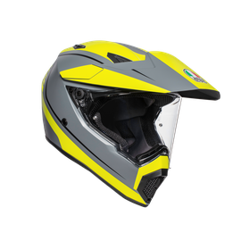 AX9 MULTI E2205 - PACIFIC ROAD MATT GREY/YELLOW FLUO/BLACK