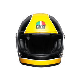 X3000 MULTI E2205 - SUPER AGV MATT BLACK/YELLOW - X3000