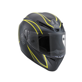 GT-VELOCE E2205-PLK MULTI - ENMORE SILVER MATT/BLACK/YELLOW