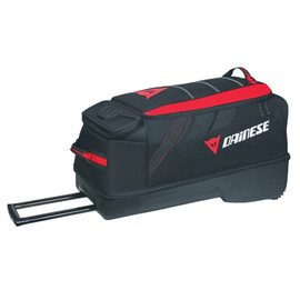 D-ADRENALINE WHEELED BAG STEALTH-BLACK