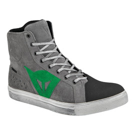 STREET BIKER D-WP® GRAY/GREEN