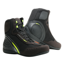 MOTORSHOE D1 DWP BLACK/FLUO-YELLOW/ANTHRACITE- D-WP®