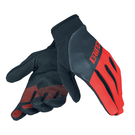 ROCK SOLID-C GLOVES BLACK/RED/BLACK- undefined