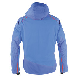ALTA ZERO D-DRY® JACKET BLUE-JEWEL/NAUTICAL-BLUE/FIRE-RED