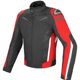 SUPER SPEED D-DRY® BLACK/RED/WHITE
