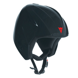 SNOW TEAM JR EVO HELMET BLACK- Helme