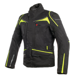 D-BLIZZARD D-DRY® JACKET BLACK/BLACK/FLUO-YELLOW
