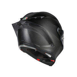 PISTA GP R MONO ECE DOT - MATT CARBON