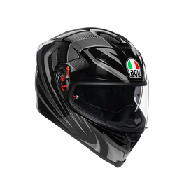 K-5 S E2205 MULTI - HURRICANE 2.0 BLACK/SILVER