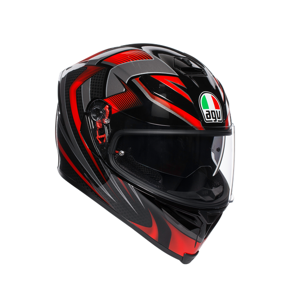 K-5 S E2205 MULTI - HURRICANE 2.0 BLACK/RED - Integral