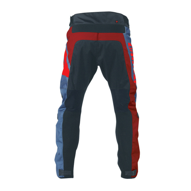 HUCKER PANTS RED- Pantalones