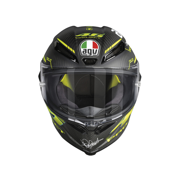 PISTA GP R E2205 TOP - PROJECT 46 2.0 CARBON MATT - undefined