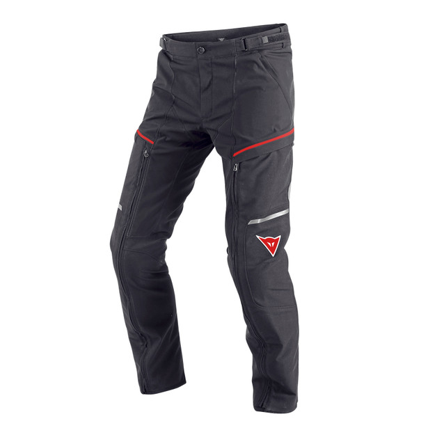 RAINSUN PANTS BLACK/RED