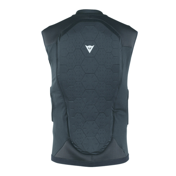 FLEXAGON WAISTCOAT MAN BLACK/BLACK- Dos