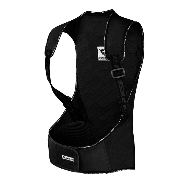 ALTER REAL BACK PROTECTOR KID BLACK- Safety