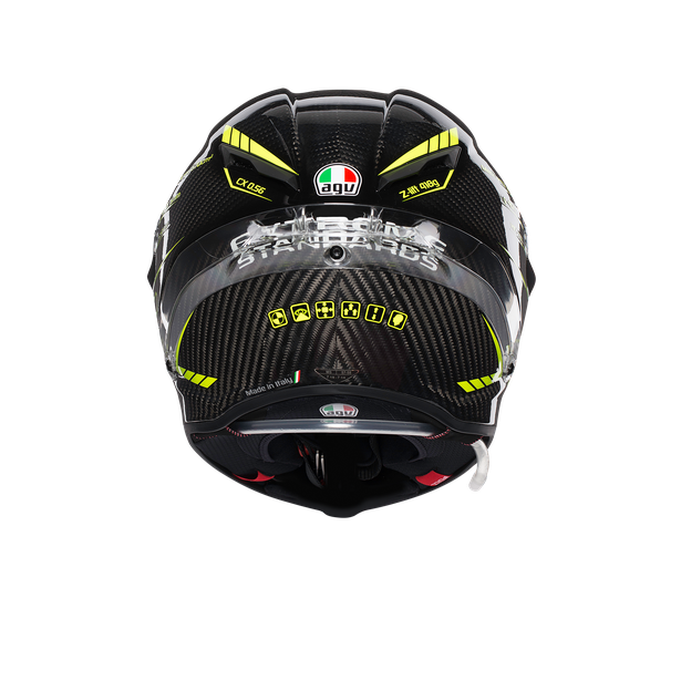 PISTA GP R E2205 TOP - PROJECT 46 3.0 CARBON - Pista GP R