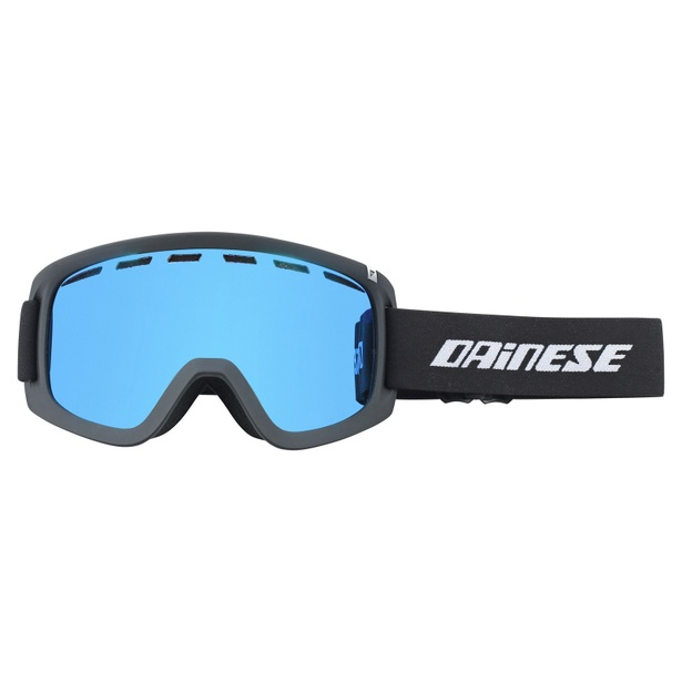 FREQUENCY GOGGLES BLACK/BLUE-STEEL- Goggles