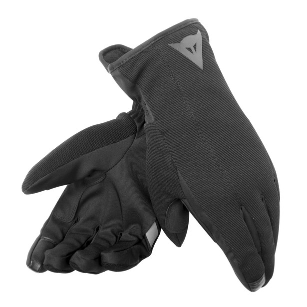 URBAN UNISEX D-DRY® GLOVES BLACK/BLACK- D-Dry®