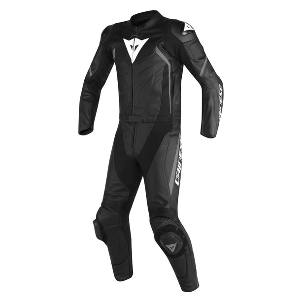 AVRO D2 2PCS SUIT BLACK/BLACK/ANTHRACITE