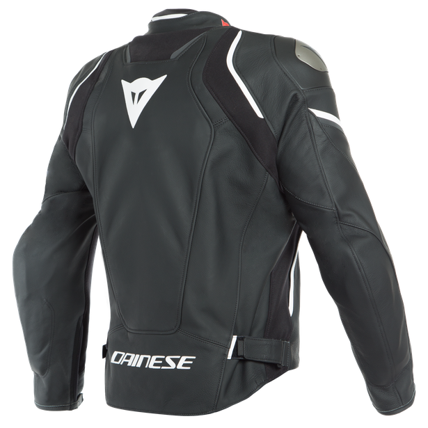 RACING 3 D-AIR LEATHER JACKET - D-air