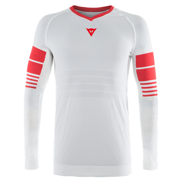 HG JERSEY 1 WHITE/HIGH-RISK-RED- Jerseys