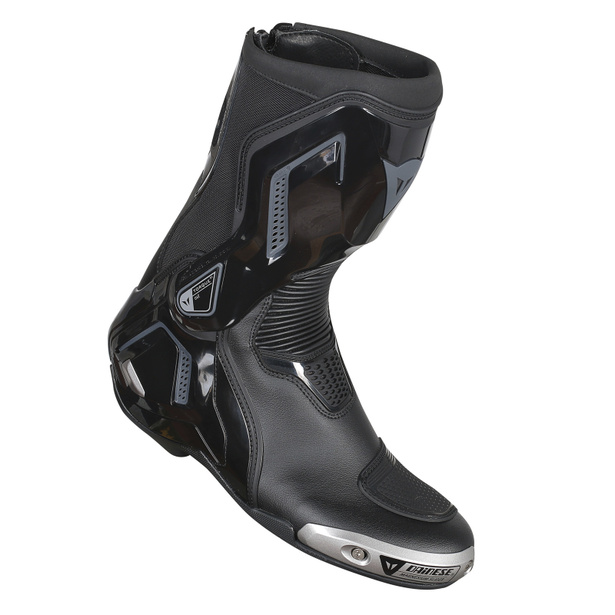 TORQUE D1 OUT BOOTS BLACK/ANTHRACITE- Leather