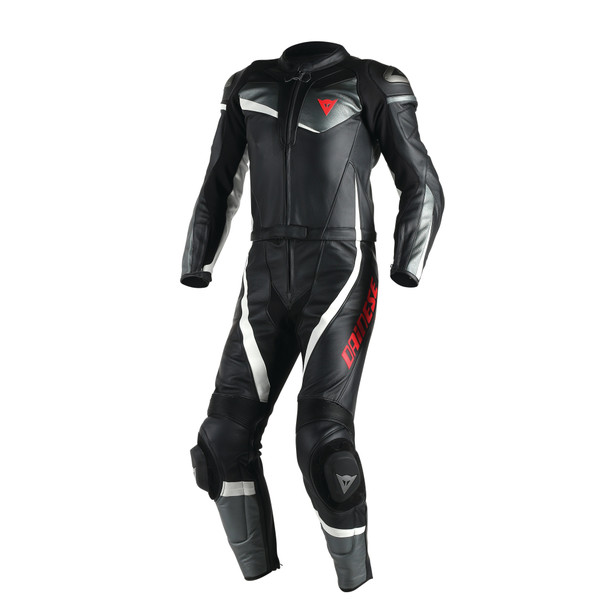 VELOSTER 2 PIECE SUIT BLACK/ANTHRACITE/WHITE