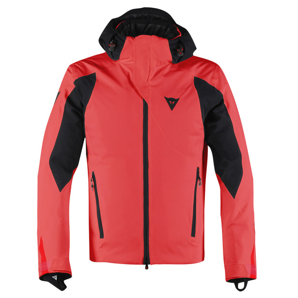 ROCA JACK D-DRY® JACKET FIRE-RED/BLACK/BLACK