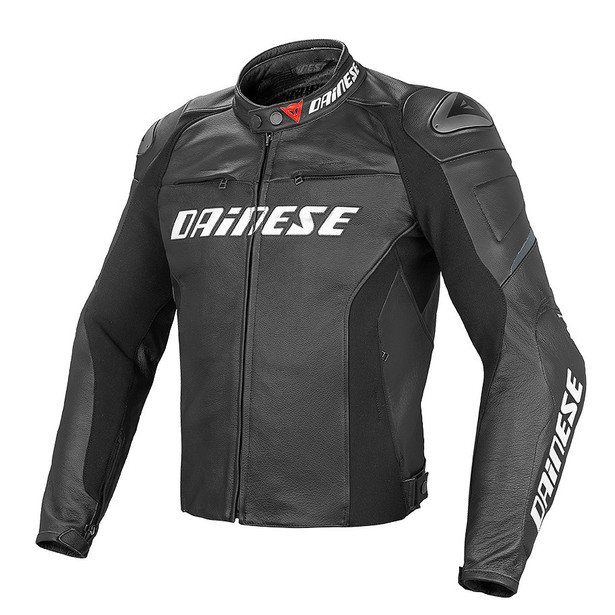 RACING D1 S/T PERF LEATHER JACKET