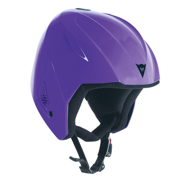SNOW TEAM JR EVO HELMET DEEP-LAVENDER